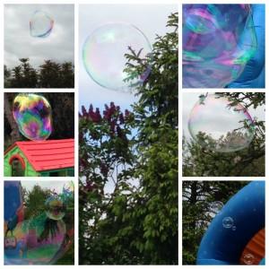 Party bubbles 1