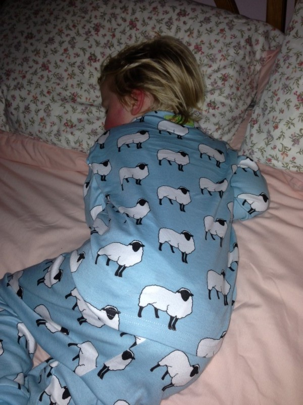 Sheep PJs