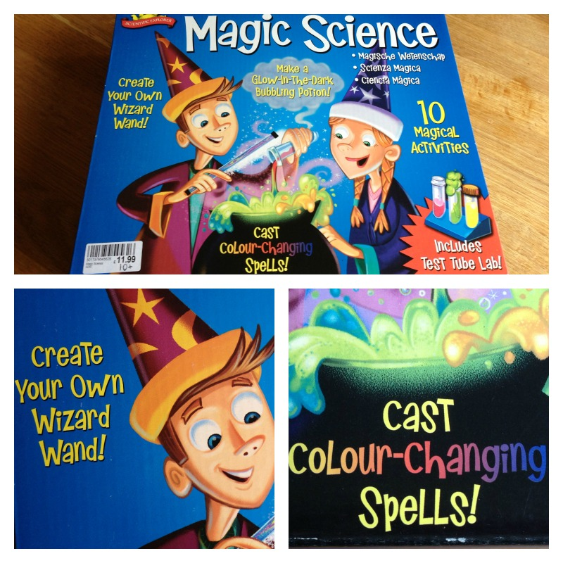 magic science kit 1