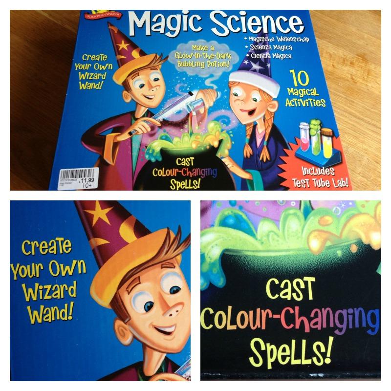 magic science kit 1