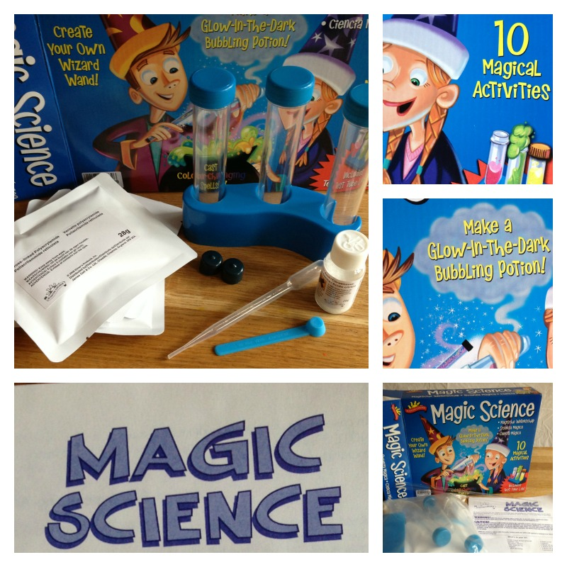 magic science kit 2