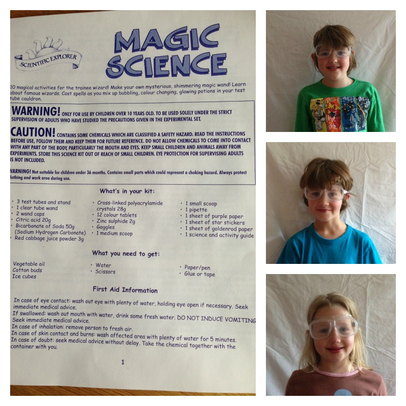magic science kit 3