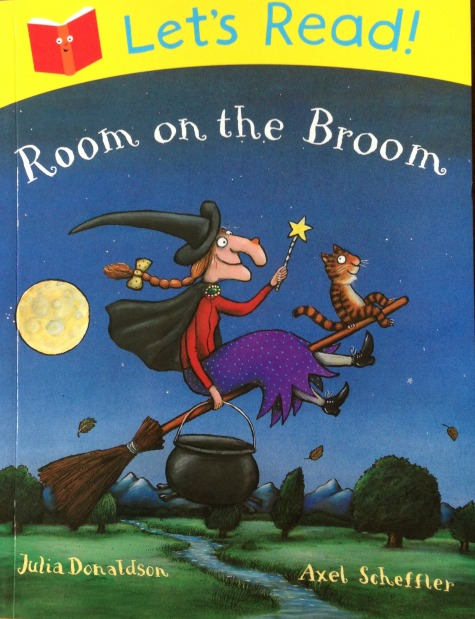 Room on the Broom one 1