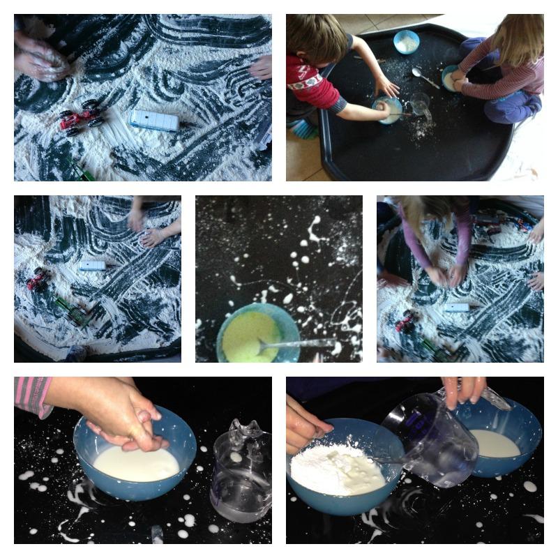 messy flour 1