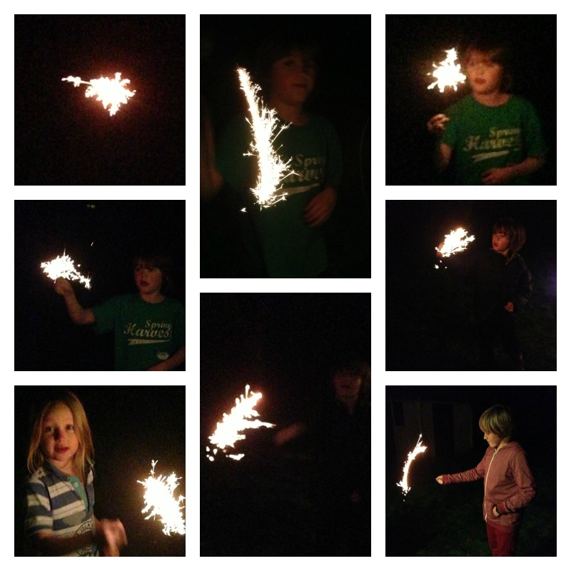 sparklers one 1