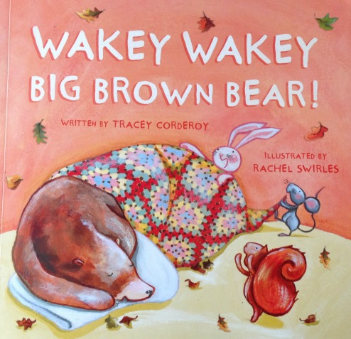 wakey wakey big brown bear 1