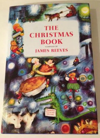 christmas book james reeves