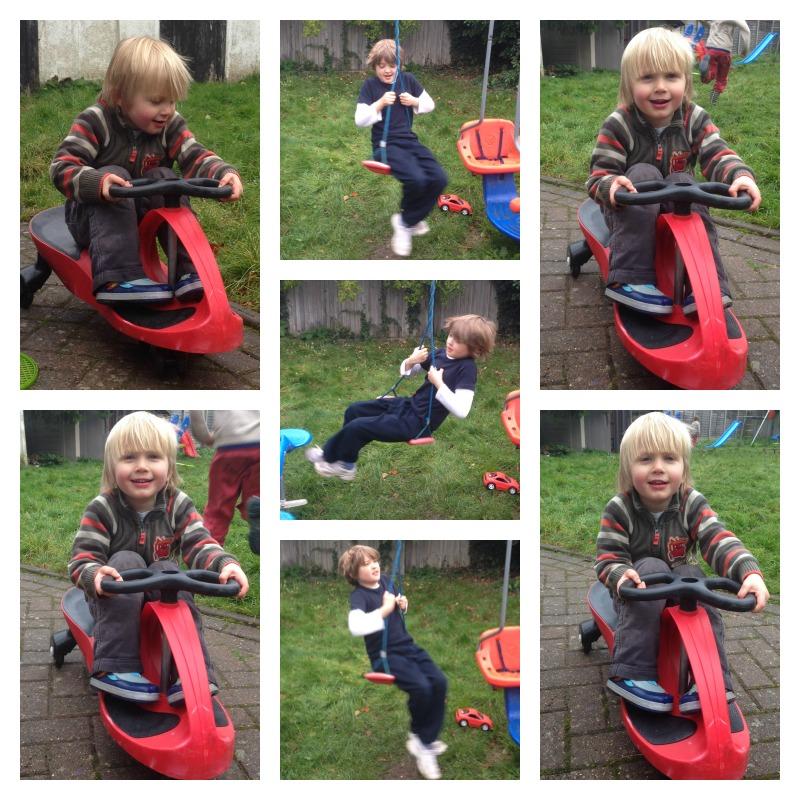 garden play four