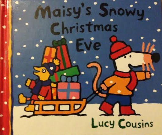 maisy snowy christmas eve