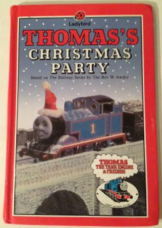 thomas christmas party