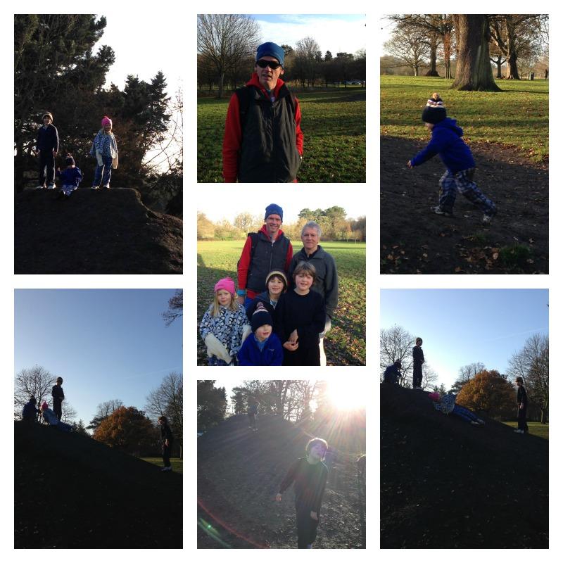 park run december