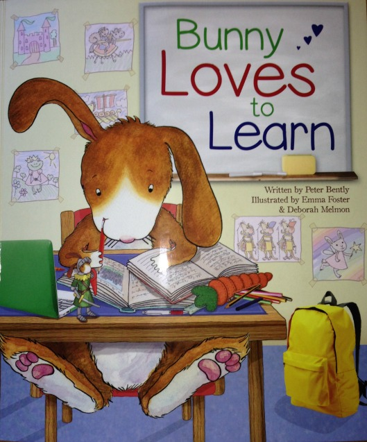 bunny loves to learn 1 one