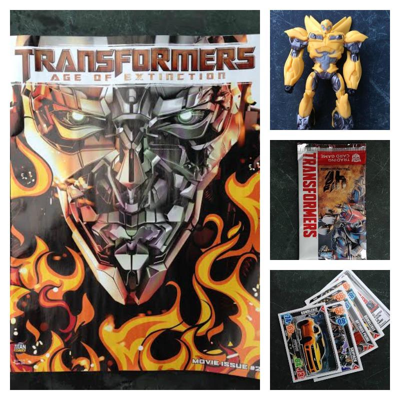 transformers magazine 2