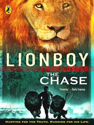 lionboy the chase